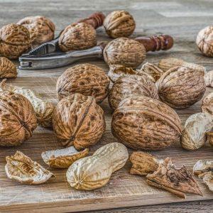 Casse noix en bois